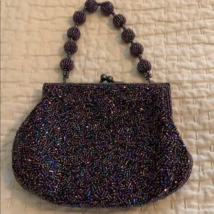 Handbags - Sparkly Evening Wrist Bag